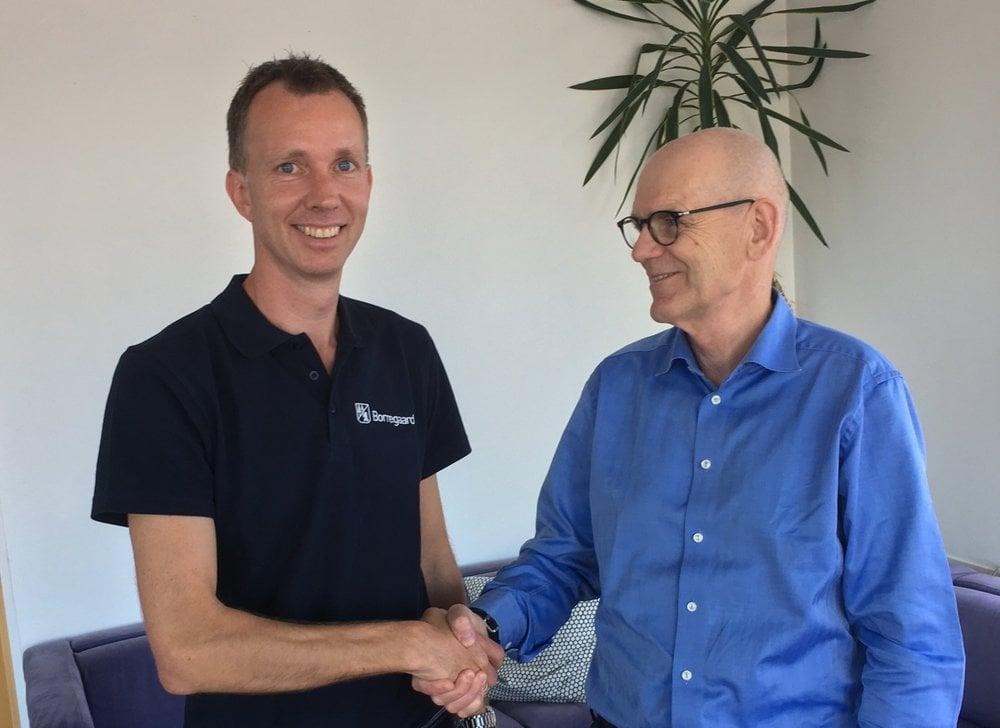 Borregaard signs contract with VISAVI